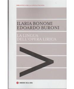 La Lingua dell'Opera lirica di Ilaria Bonomi & Edoardo Buroni