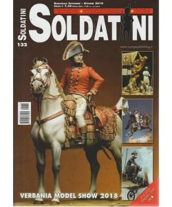 Soldatini - n. 132 - bimestrale - settembre - ottobre 2018 -