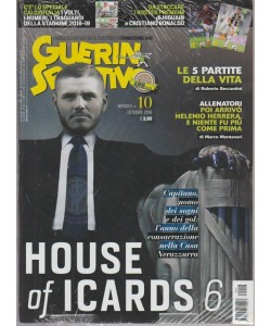 Guerin Sportivo - n. 10 - ottobre 2018 - 2 riviste