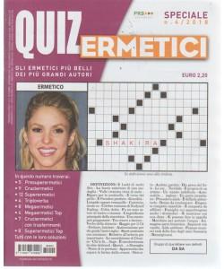 Quiz Ermetici - Speciale - n. 4 - settembre 2018 - trimestrale