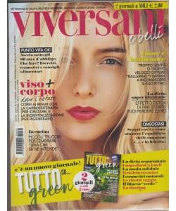 Viversani E Belli + Tutto green - n. 38 - settimanale - 14/9/2018 - 2 riviste