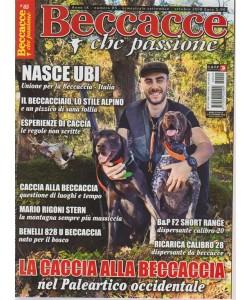 Beccacce Passione - n. 5 - bimestrale - settembre - ottobre 2018 -