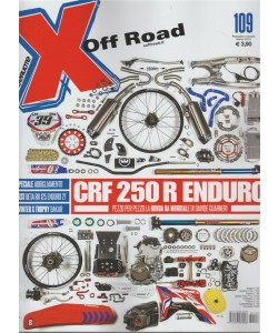 X Off Road - mensile n. 109 Mrzo 2018 by Dueruote magazine