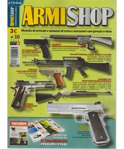 Armi Shop - Annunci  di Armi - n. 10 - ottobre 2018 - mensile -