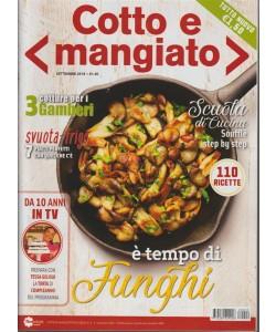 Cotto E Mangiato - Tutto Nuovo -n. 9 - settembre 2018 - mensile