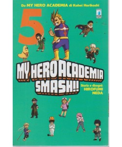 Dragon - My Hero Academia Smash! n. 243 - mensile - settembre 2018 -