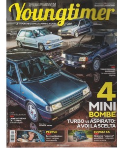 Youngtimer - n. 3 - bimestrale - settembre - ottobre 2018 -
