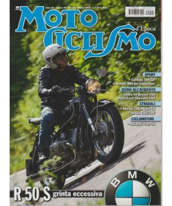 Motociclismo Epoca - n. 10 - mensile - ottobre 2018 -