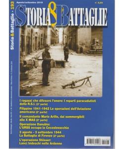 Storia E Battaglie - n. 193 - mensile - agosto - settembre 2018