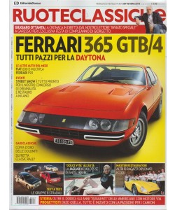 Ruote Classiche - n. 357 - settembre 2018 - mensile