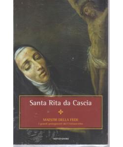Maestri Della Fede - Santa Rita Da Cascia - n. 3 - settimanale - settembre 2018