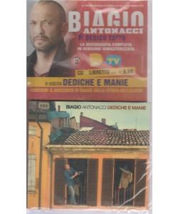 Gli speciali musicali di Sorrisi n. 22 - del 18 settembre 2018 - settimanale - Biagio Antonacci - terza uscita Dediche e manie