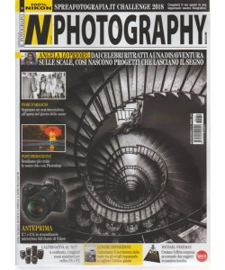 Nikon Photography -n. 79 - mensile - 18/9/2018
