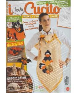 I I Love Cucito - Abc Del Cucito - N. 24 - Bimestrale - agosto - settembre 2018 - 2 riviste