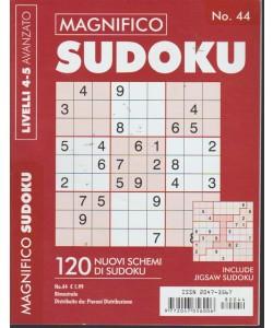 Magnifico Sudoku - n. 44 - bimestrale -