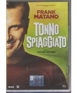 I Dvd Cinema Di Sorrisi - Tonno spiaggiato - di Frank Matano - n. 18 - settimanale ottobre 2018