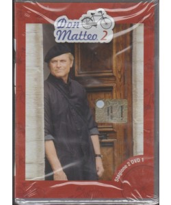 1° DVD - Don Matteo: stagione 2 - Therence Hill