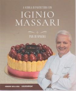 A scuola di pasticceria con Iginio Massari - Pan di Spagna - n. 1 - settimanale