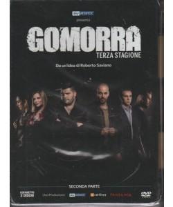 I Dvd Cinema Di Sorrisi - Da un'idea di Roberto Saviano Gomorra - Terza stagione - seconda parte - settimanale - ottobre 2018 -  n. 17