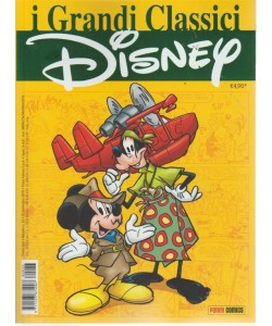 I Grandi Classici Disney - n. 33- mensile - 25 settembre 2018