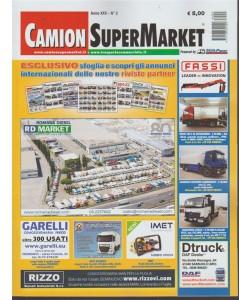 Camion Super Market - mensile n. 2 febbraio 2018