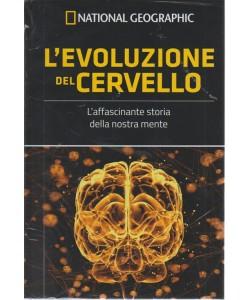 Le frontiere della scienza - National Geographic - L ' evoluzione del cervello - settimanale - n. 28 - 28/9/2018