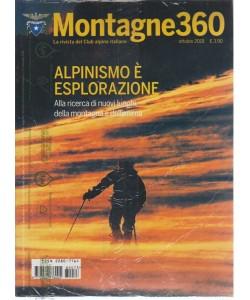 Montagne 360 - n. 73 - ottobre 2018 - mensile
