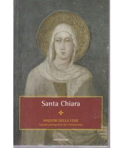 Maestri Della Fede - Santa Chiara - 7 Volume - settimanale