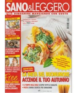 Sano & Leggero - n. 10 - ottobre 2018 - mensile -