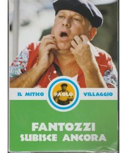 4° DVD il mitico Paolo Villaggio - Fantozzi subisce ancora - Regista: Neri Parenti