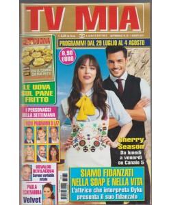 Tv Mia - settimanale pocket n. 30 - 1 Agosto 2017 Cherry Season