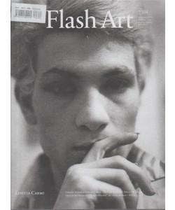 Flash Art - bimestrale n. 334 Luglio 2017 Lisetta Carmi