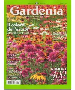 Gardenia - mensile n. 400 Agosto 2017 - le allegre Calibrachoa