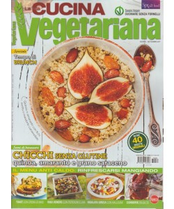 Cucina Vegetariana - settimanale n. 84 Agosto 2017 - Tempo di Brunch