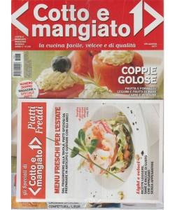 Cotto e Mangiato magazine-mensile n.8 Agosto 2017+Speciale pocket Piatti freddi
