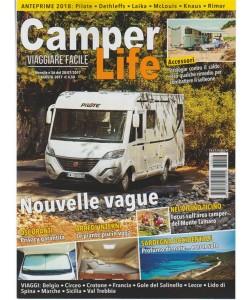 Camperlife - mensile n. 56 Agosto 2017 - Nouvelle Vague