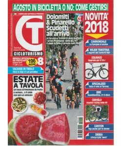 CT Cicloturismo - mensile ufficiale dei praticanti n. 8 Agosto 2017
