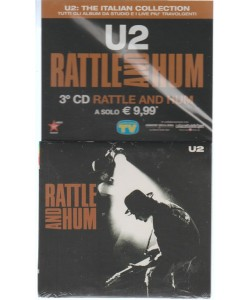 3° CD U2 - Rattle and Hum by Sorrisi e Canzoni TV
