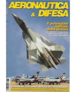 Aeronautica & Difesa - mensile n. 370 - Agosto 2017 il Potenziale della Russia