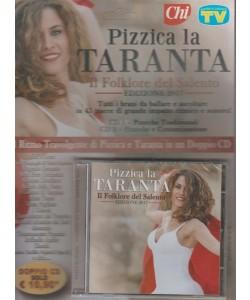 """Doppio CD - Pizzica la Taranta """"il folklore del Salento"""" - edizione 2017"""