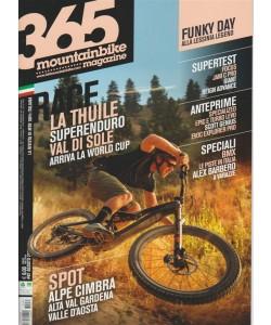 365 Mountain Bike Magazine-mensile n.67 Agosto2017- rivista di MTB 100% italiana