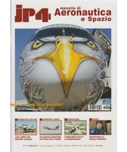 JP4 - mensile n. 8 Agosto 2017 di Aeronautica e Spazio