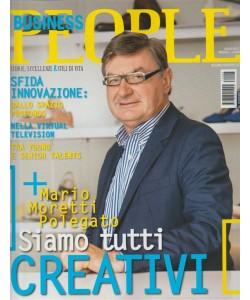 Business People - mensile n. 7 Lugio 2017 Storie, eccellenze & stili di vita