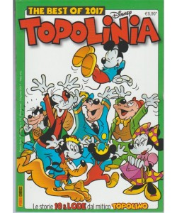 Piu' Disney - bimestrale n. 73 Agosto 2017 - The Best Of 2017 Topolinia