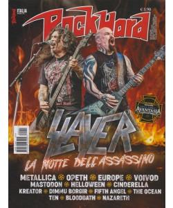 Rockhard Italia - n. 51 - mensile - novembre 2018 -