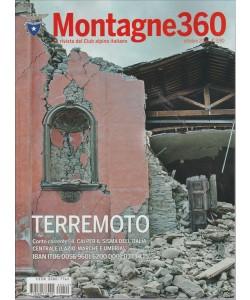 MONTAGNE 360. OTTOBRE 2016.