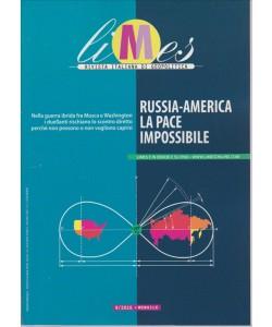 LIMES. RIVISTA ITALIANA DI GEOPOLITICA. N. 9. MENSILE 2016.