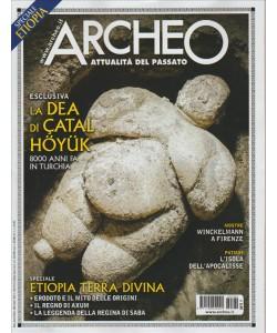 ARCHEO N. 380. MENSILE OTTOBRE 2016.