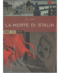 HISTORICA MENSILE N. 48. LA MORTE DI STALIN. NURY - ROBIN