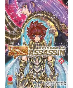 Cavalieri Zod. Ep. G Assassin - N° 21 - I Cavalieri Dello Zodiaco Episode G Assassin - Planet Manga Presenta Planet Manga